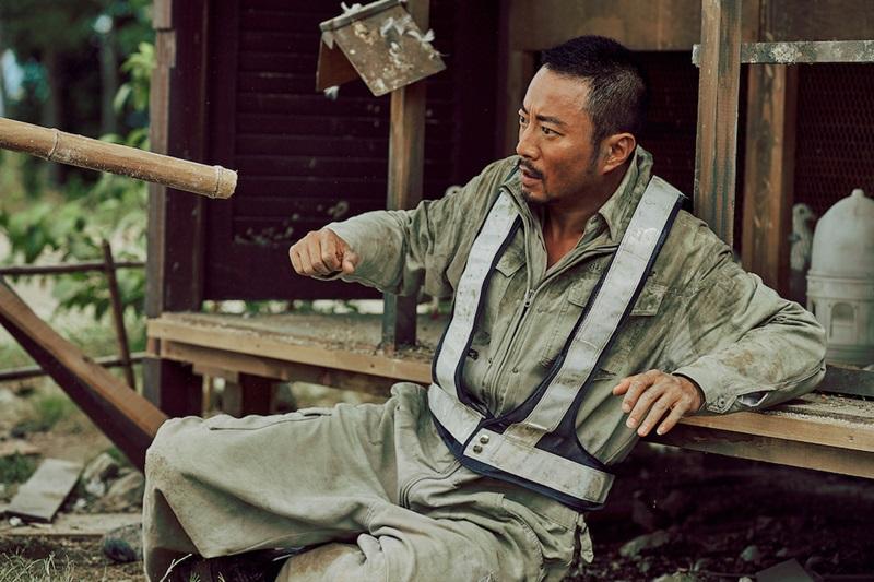 張涵予表示和福山雅治戲中默契良好