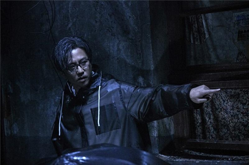 鄧超演出《心理罪之城市之光》因為揣摩角色而長期失眠