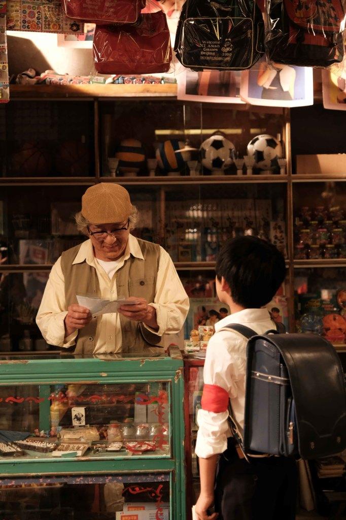 成龍表示自己很少演溫情療癒電影 與以往英雄形象不同