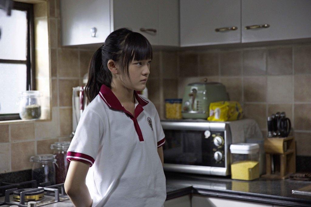 新科金馬女配角文淇演出個性倔強的青春期叛逆少女