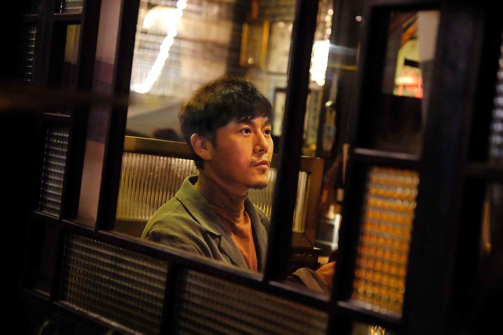 秦昊表示現實生活中 他通常是扮演「傾聽者」