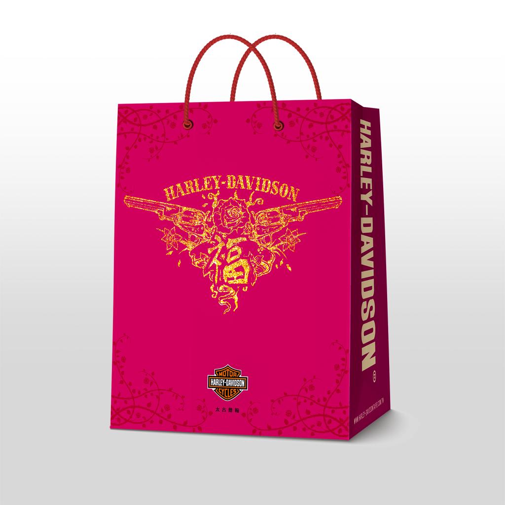 哈雷新春福袋每份3000 價值5000至80000元