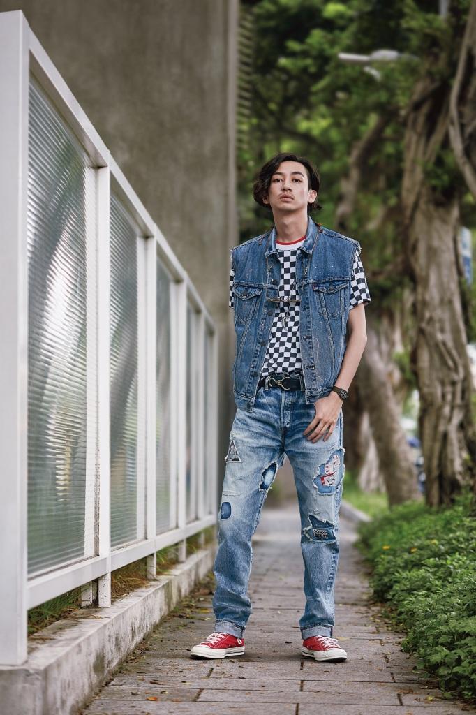 圖片3 - LEVI'S MIJ系列展現日系丹寧 - 日系歷練少年