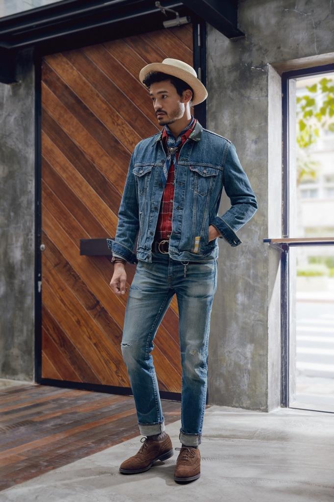 圖片4 - 想回歸MIJ質感的「日系男紳」風格,就選擇獨有日式學院風百搭