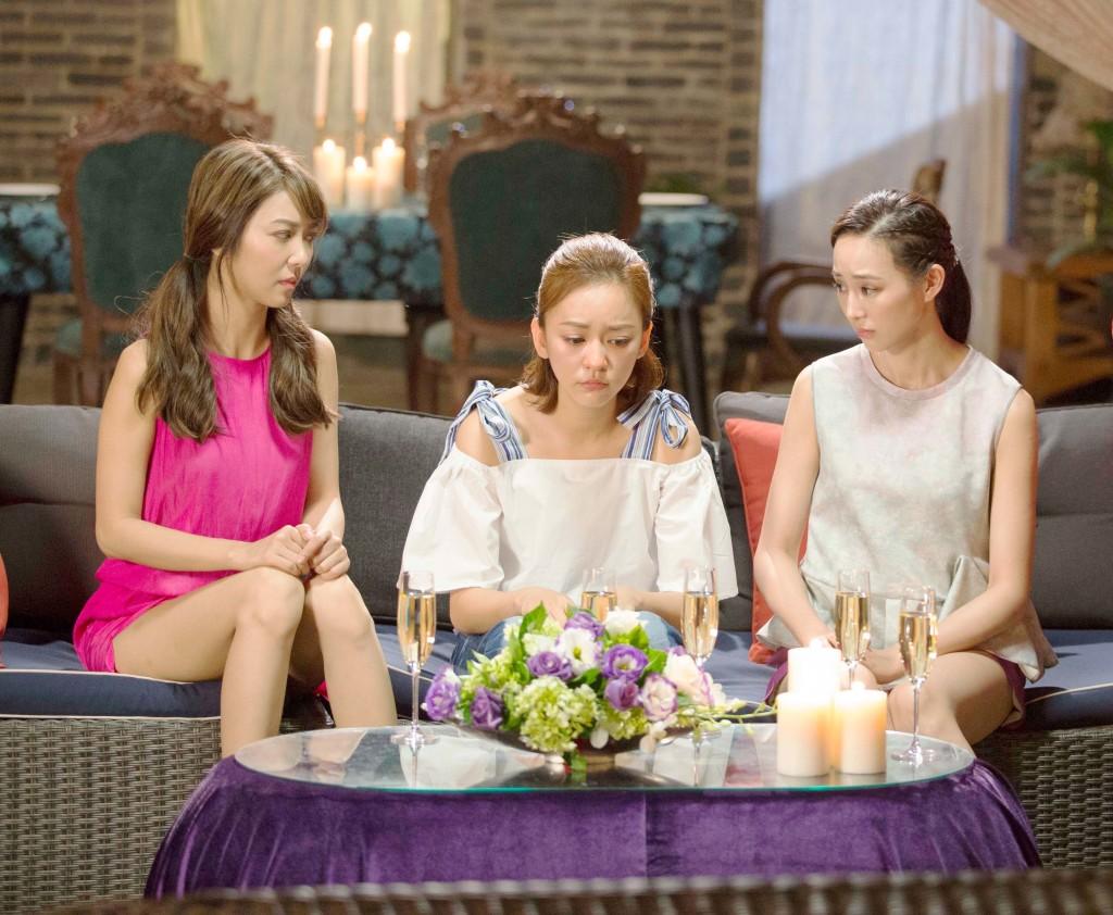 薛凱琪、陳意涵、張鈞甯 三大女神攜手演出《閨蜜2》