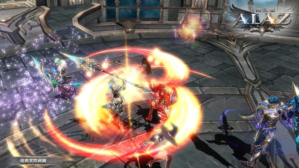《ALAZ 天翼之戰》遊戲亮點在於能以360度3D視角方式展開要塞攻城戰