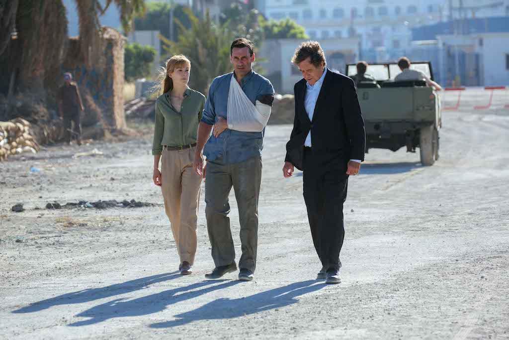 劇組在摩洛哥拍攝困難多 辦公室對面更藏匿危險份子 戲裡戲外都驚險