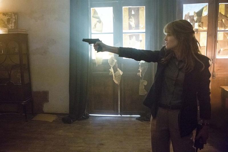 羅莎蒙派克飾演表現出色的中情局探員 讓她大呼角色太酷 演出很過癮