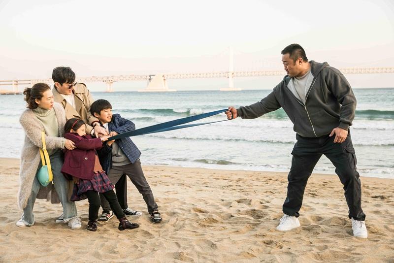 《冠軍大叔》除了緊張的比賽 家人間的暖心互動也很多