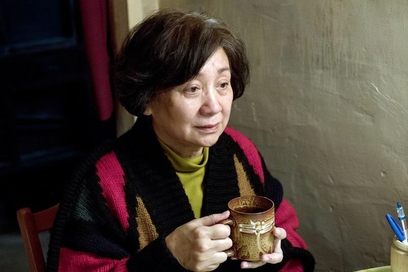鮑起靜首度來台灣拍戲 最愛吃台灣點心 太好吃讓她印象深刻