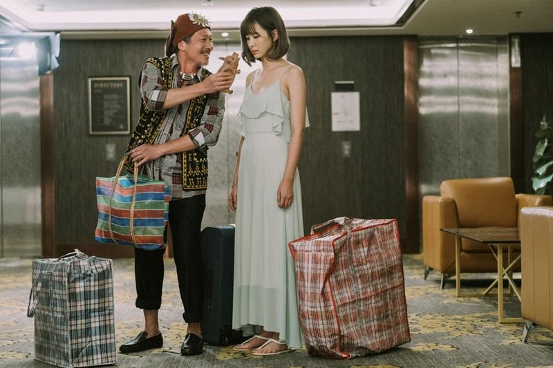 黃仲崑遠赴新加坡參加女兒婚禮鬧出許多風波 讓新嫁娘女兒安心亞好冏