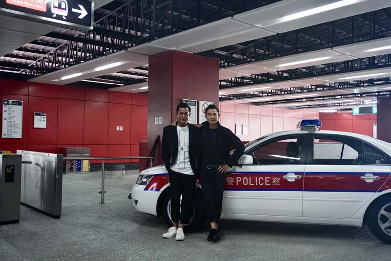 《掃毒2》集合兩大演技票房實力兼俱的巨星劉德華古天樂 聯手飆戲演出