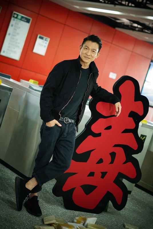 動作強片《掃毒2》是天王劉德華傷癒後首部回歸作品