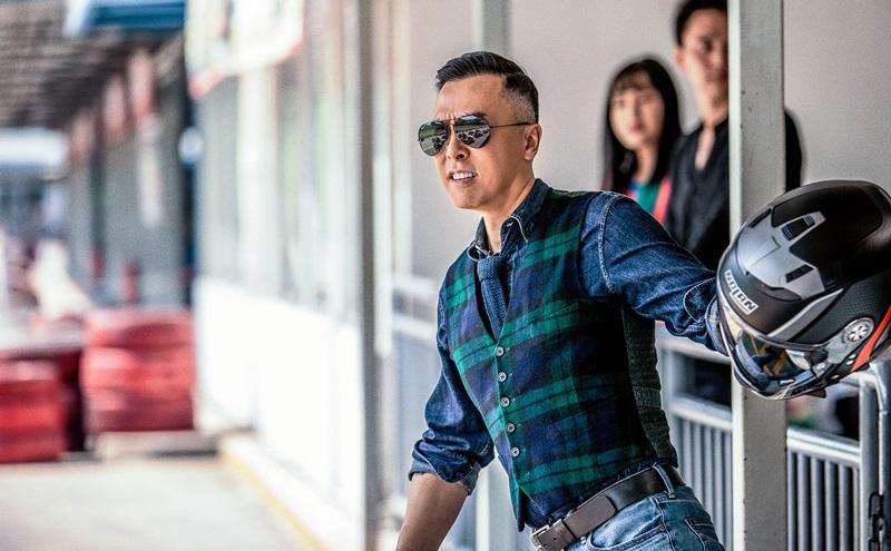 甄子丹主演《大師兄》在香港上映獲好評 首周末也開出230萬港幣(約900萬台幣)好成績