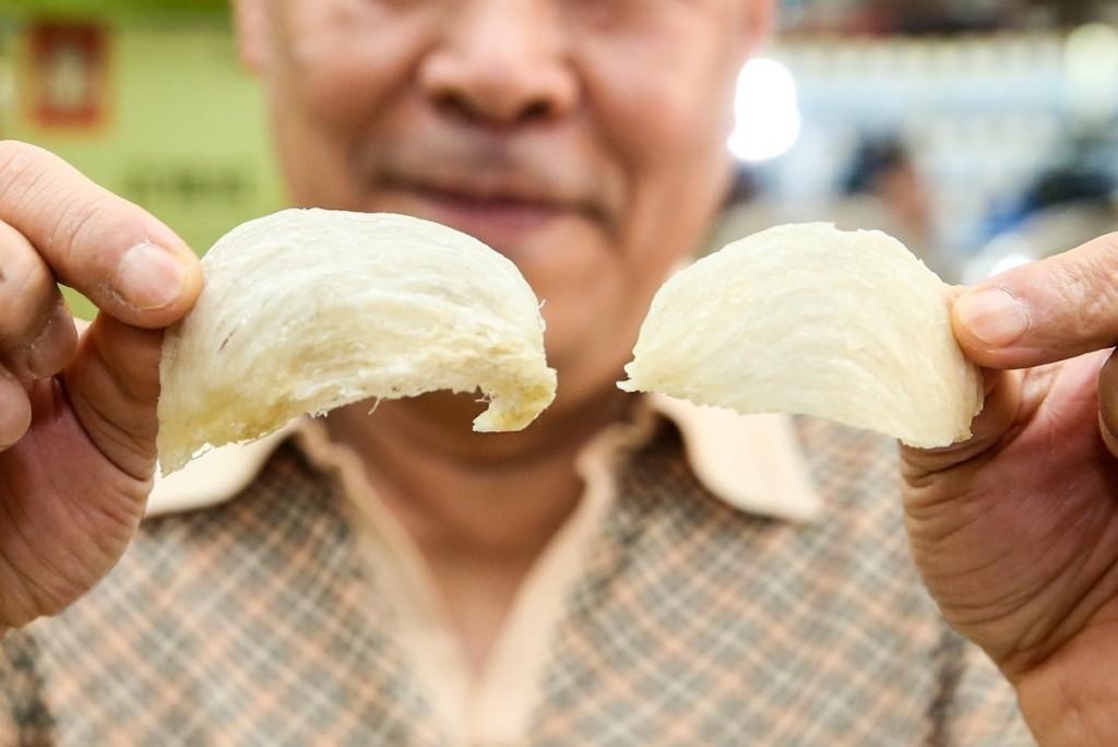 【圖2】燕窩商品若過於低價,應該特別當心是否有劣質的碎片重組燕窩混充其中。(圖由業者提供)