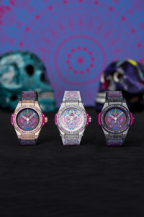 BIG BANG ONE CLICK CALAVERA
