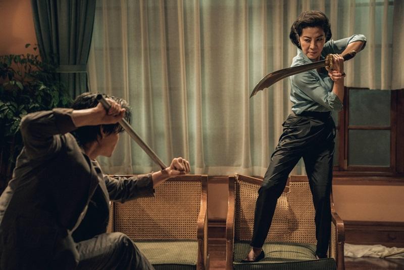 楊紫瓊與張晉