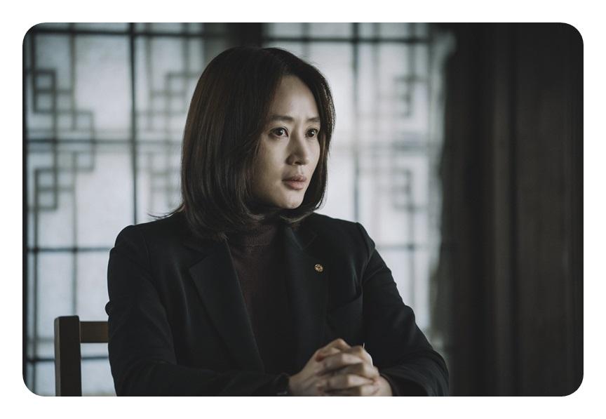 金憓秀飾演韓國銀行貨幣政策經理