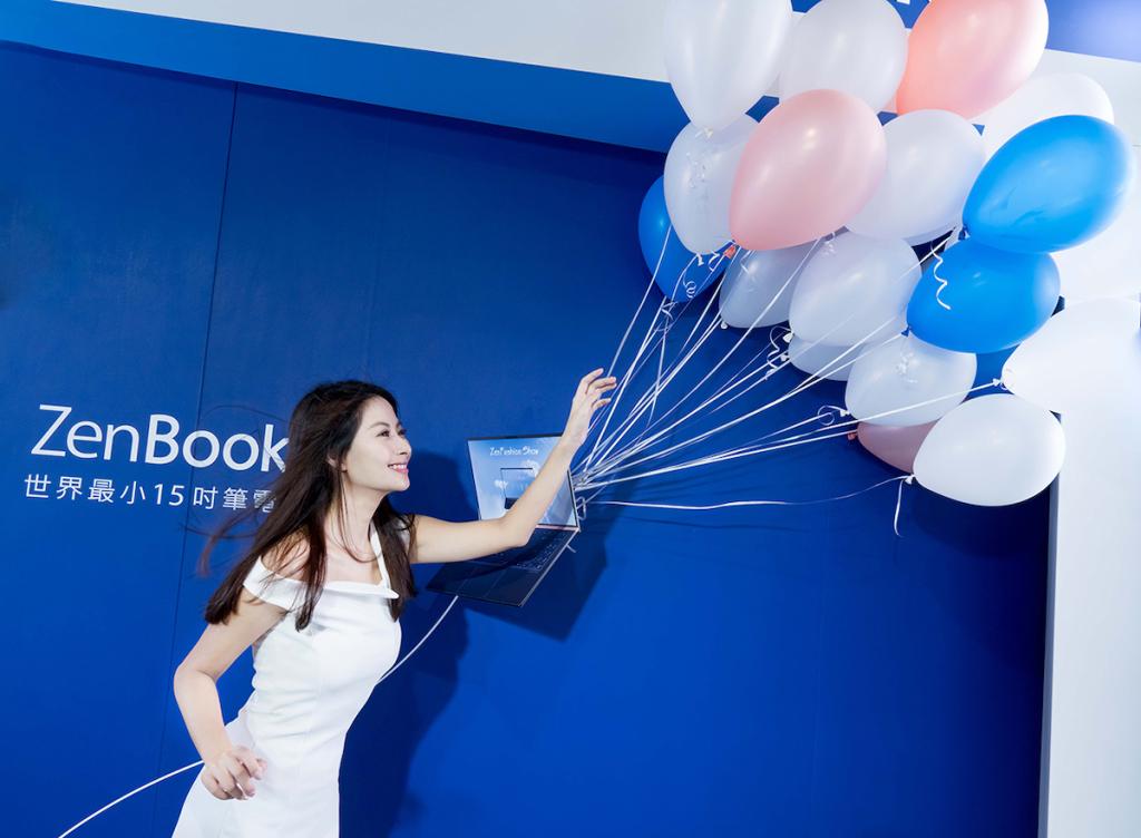 歡迎近期有購機、換機需求的消費者,踴躍前來ZenFashion Show攤位參觀選購,感受ASUS ZenBook 15「美 ‧ 力無邊」的極致產品魅力!