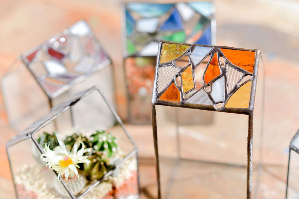 玻璃鑲嵌課程3