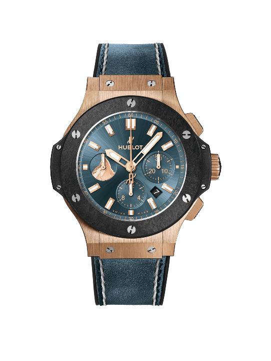 BIG BANG ZERMATT 計時碼錶黃金款
