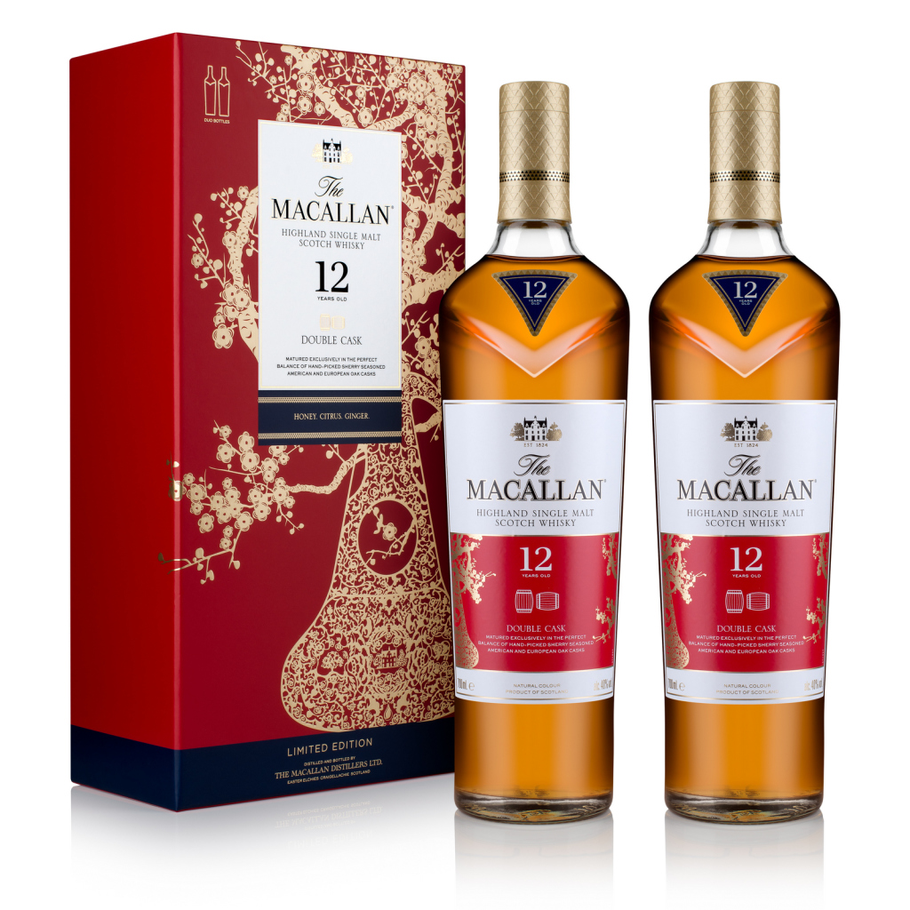 The_Macallan_CNY_12YO_Double_Cask_Pack_45deg_with_Bottles