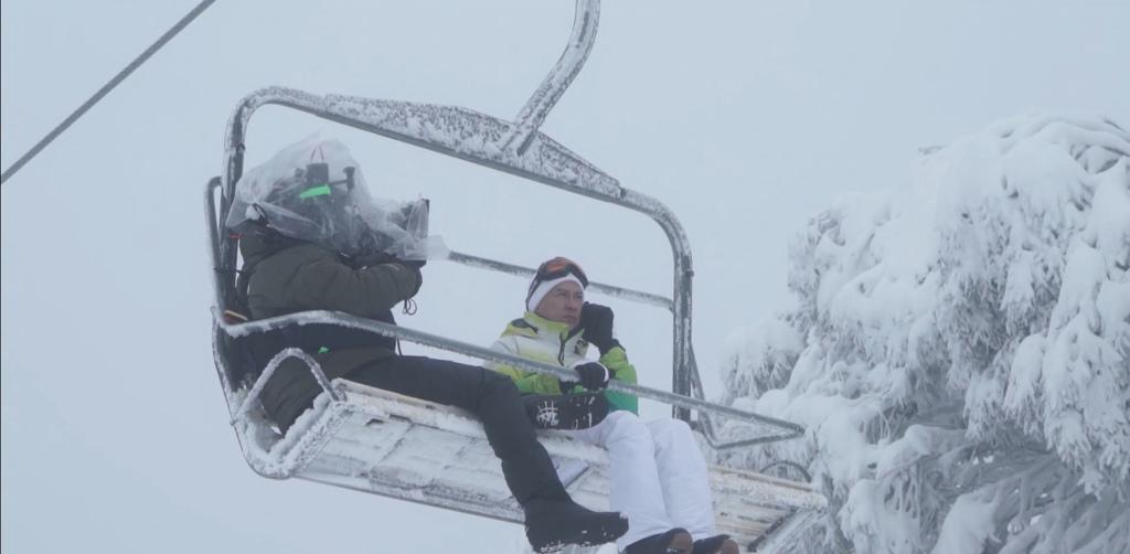 張家輝滑雪場