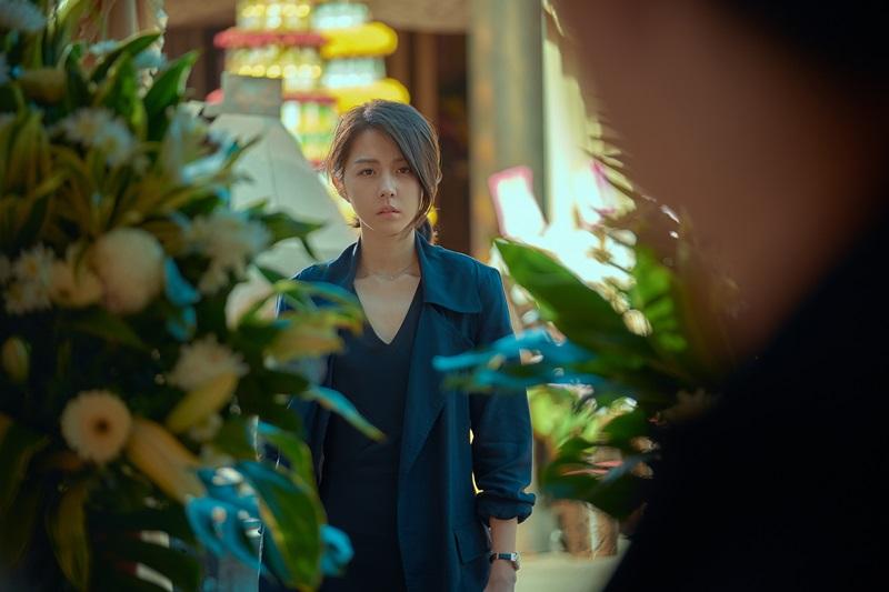 邵雨薇飾演女法醫