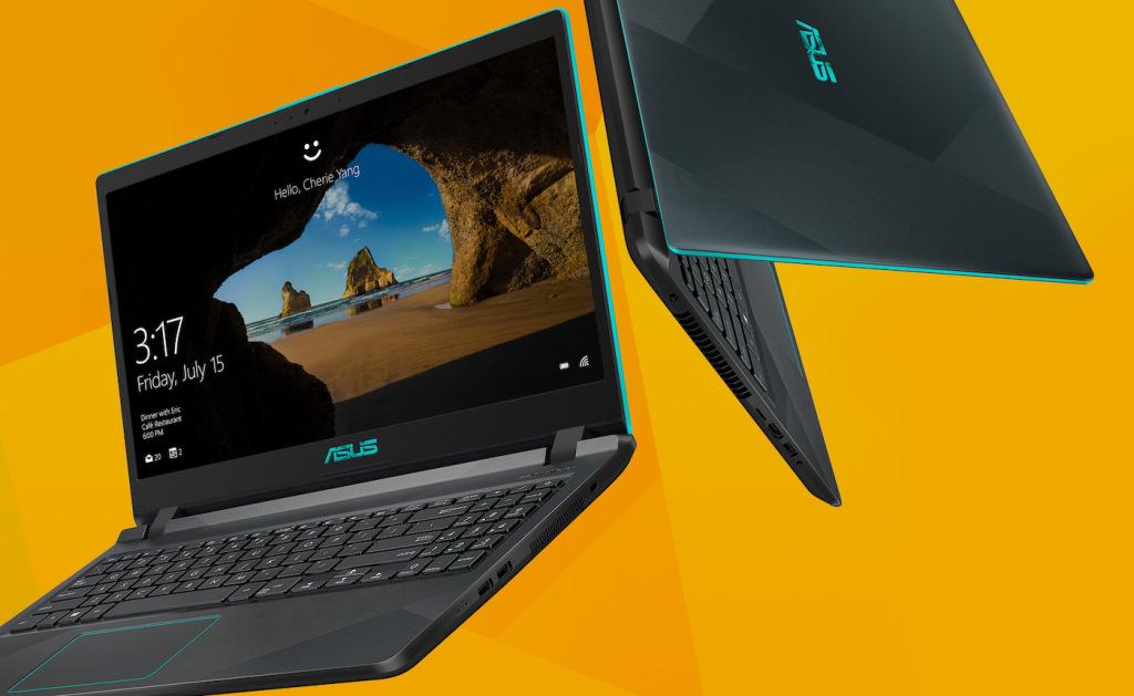ASUS X560提供Full HD窄邊框顯示螢幕的絕佳視覺效果,外在邊框的閃電藍撞色設計也相當吸睛!