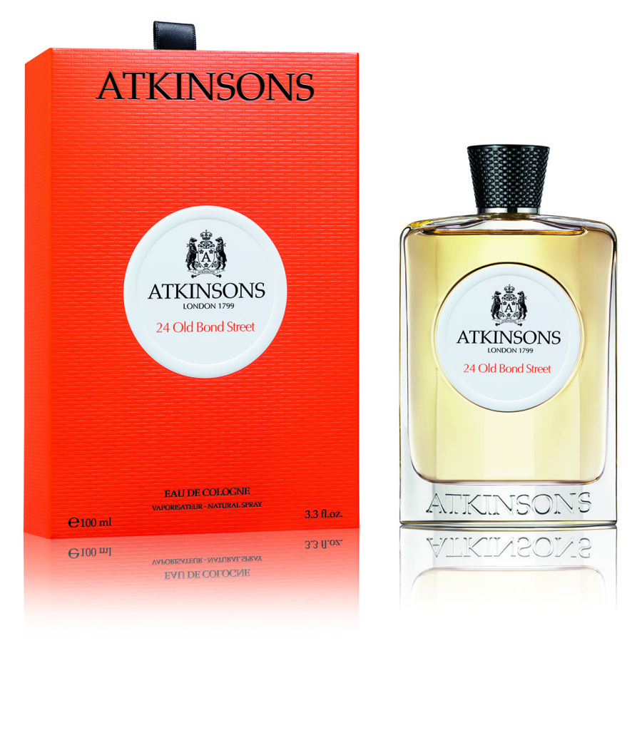 ATKINSONS-24-Old-Bond-Street老龐德街24號-經典,獲Fragrance-Foundation-UK-Award盛讚為非凡之香