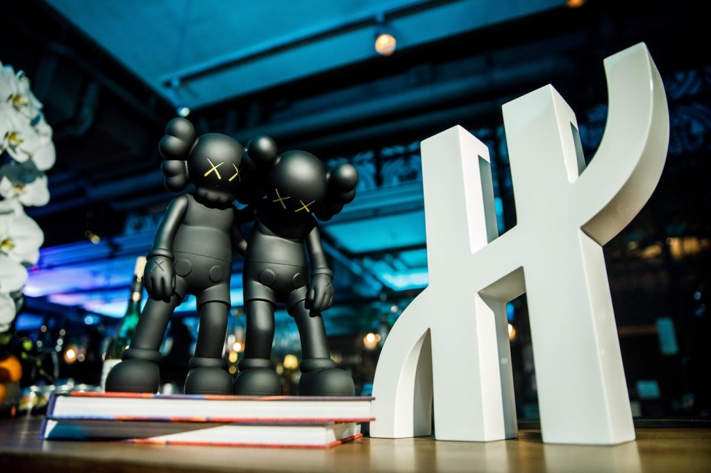 Hublot x KAWS party (3)