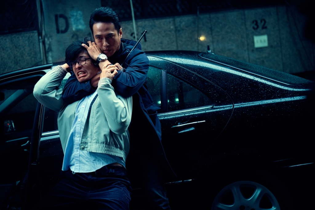 莊凱勛飾演刑警03