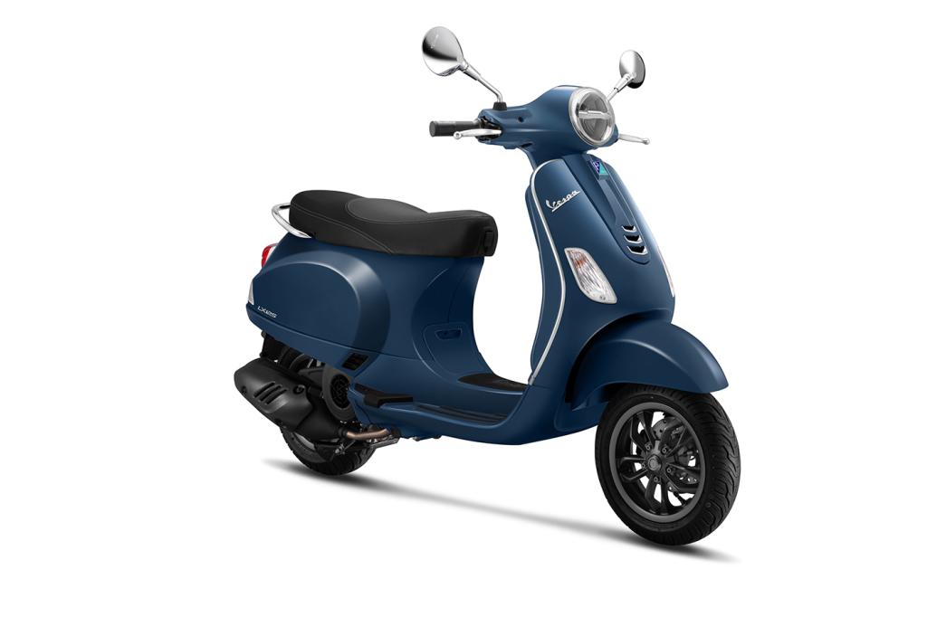 Vespa全新LX 125 i-get FL_新色「靛空藍」(1)