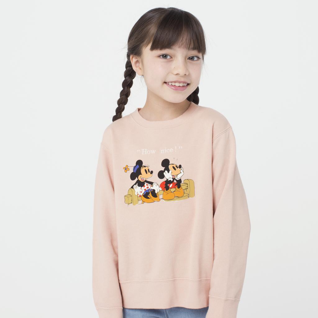 童裝 Disney STORIES 休閒上衣(長袖)_原價NT$590_新春特惠價NT$390起_穿搭圖